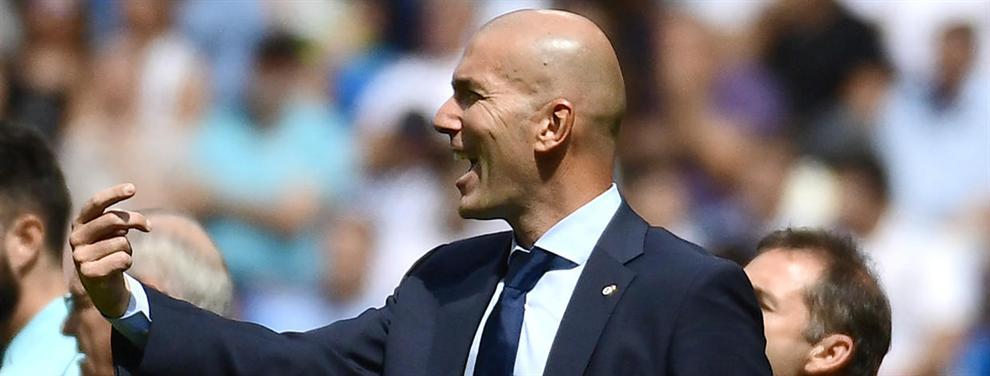 El 'bombazo' que Zidane prepara ante el Betis (y no es 'sólo' Dani Ceballos)