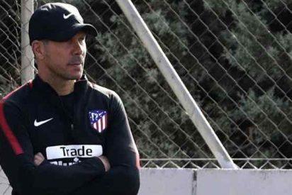 El Cholo Simeone le cierra la puerta a un crack en la agenda de Florentino Pérez