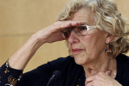 Así entrega Madrid a los independentistas catalanes la desvergonzada Carmena