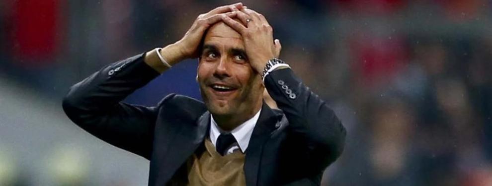 El expolio que Pep Guardiola prepara en el Real Madrid