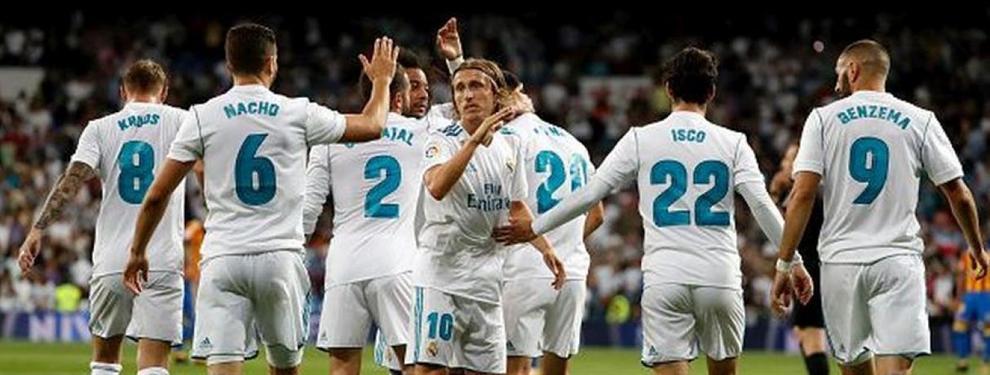 El fichaje de Florentino Pérez en el Real Madrid que lanza un aviso a Zidane