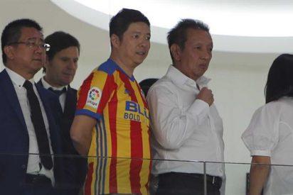 El fichaje sorpresa de Peter Lim para el Valencia en el mercado de invierno