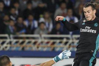 El golazo de Bale incendia al Real Madrid: el 'recadito' del galés con destino Barça