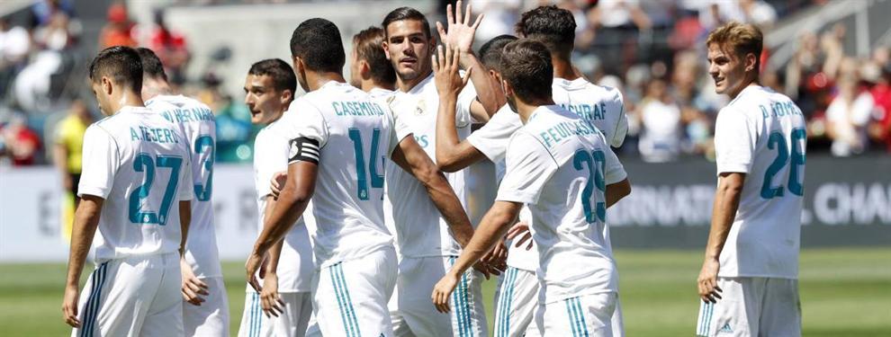 El informe que 'fulmina' a un crack del Real Madrid (y acerca un fichaje sorpresa)