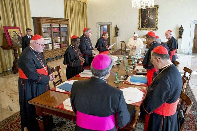 """Maradiaga: """"La reforma del Papa va hacia adelante"""""""
