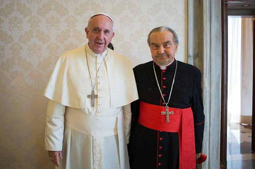 """Pésame del Papa: """"Ha servido con alegría al Evangelio"""""""