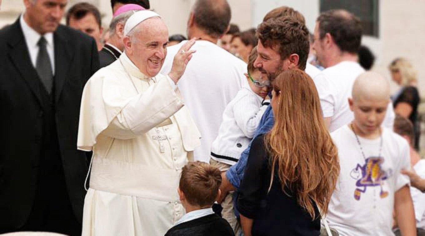 El Papa Francisco refunda el Instituto Juan Pablo II para la familia para relanzar Amoris Laetitia