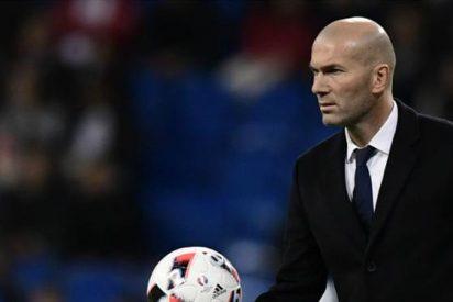 El plan de Zinedine Zidane para evitar un incendio mayúsculo en el Real Madrid