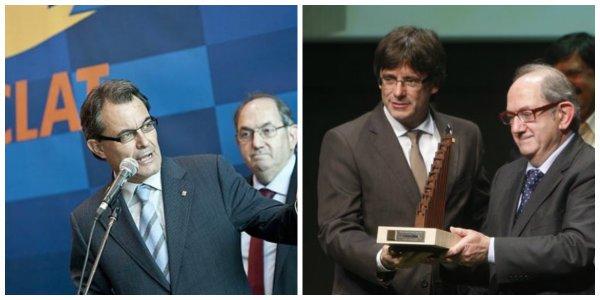 """""""Por favor, háblame en catalán"""": el dueño del grupo Bon Preu, otro rabioso separatista"""