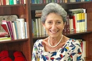 """Flaminia Giovanelli: """"Cada vez hay más laicos trabajando en la Curia vaticana"""""""