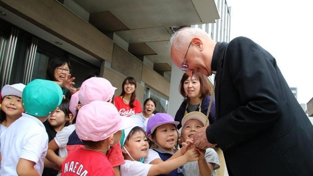 """Filoni: """"¿Se necesita el Evangelio en Japón?"""""""