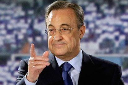 Florentino Pérez bloquea un fichaje en la agenda del Barça con una llamada