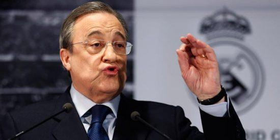 Florentino Pérez bloquea el fichaje de una estrella de la Premier por el Barça