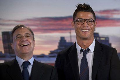 El lío monumental de Cristiano Ronaldo con Florentino Pérez: el incendio no contado en el Madrid