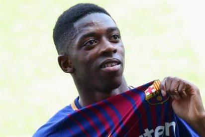 Florentino Pérez destapa la mentira más bestia de Dembélé al Barça