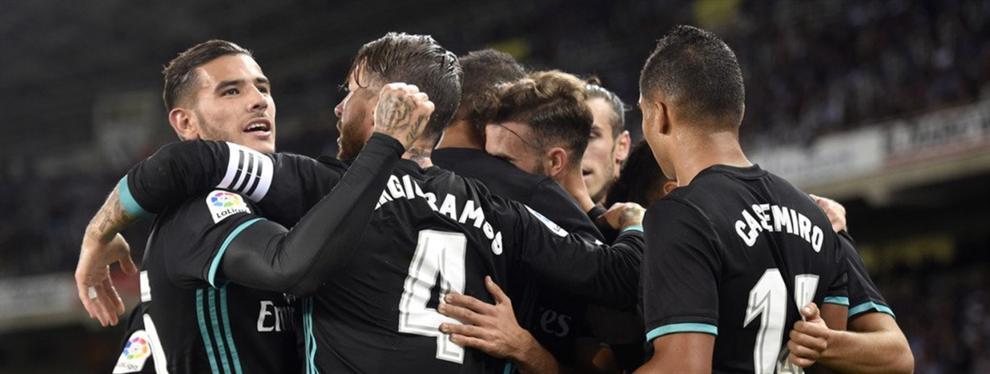 Florentino Pérez estalla en el Real Madrid colocando a un crack del Zidane en el mercado