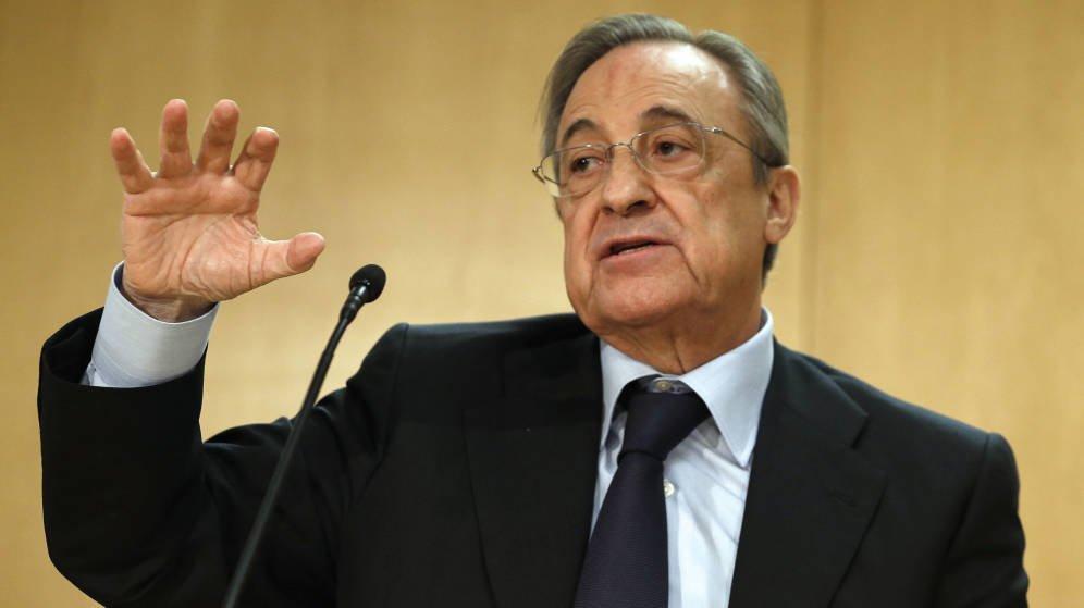 La estocada final de Florentino Pérez al Barça tras su último ridículo en el mercado de fichajes