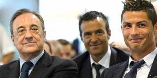 Florentino Pérez prepara un negocio bestial con Jorge Mendes para el Real Madrid de Zidane