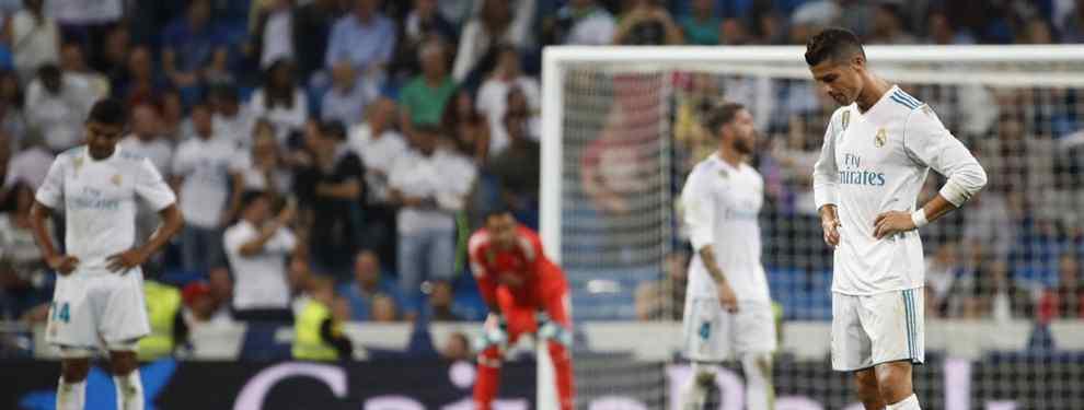 Florentino Pérez tiene un nuevo problema: la guerra a matar de dos cracks del Real Madrid