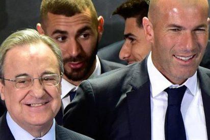 Florentino Pérez ya tiene la lista de la compra de Zidane para el centro de la defensa