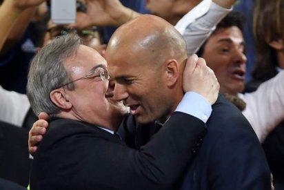 Florentino Pérez (y Zidane) ya tienen fichaje 'bomba' para el mercado de invierno