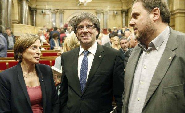 La 'banda de los cuatro', versión catalana