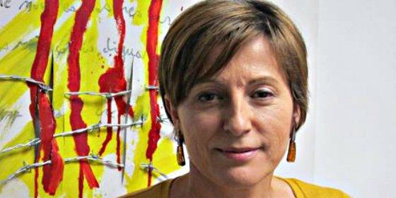 La 'inhabilitada' Carme Forcadell tiene el doble de sueldo que Mariano Rajoy
