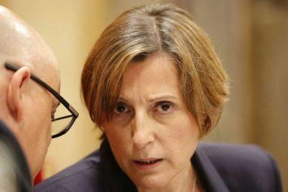 El Gobierno Rajoy pide al Constitucional que actúe contra la presidenta del Parlament