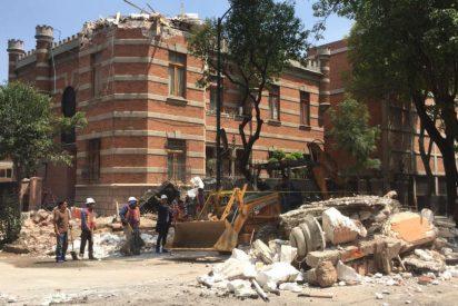 [VÍDEO] Casi 300 víctimas mortales tras el terremoto en México