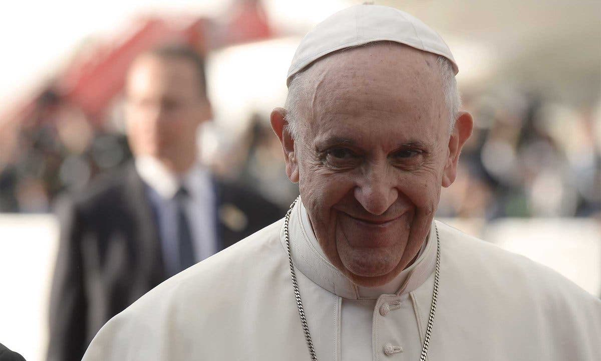 Bogotá se desbordó en el recibimiento al Papa