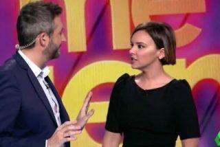 """Chenoa explota contra Frank Blanco por recordarle 'la cobra' en directo: """"¡Nuestra amistad se ha terminado!"""""""