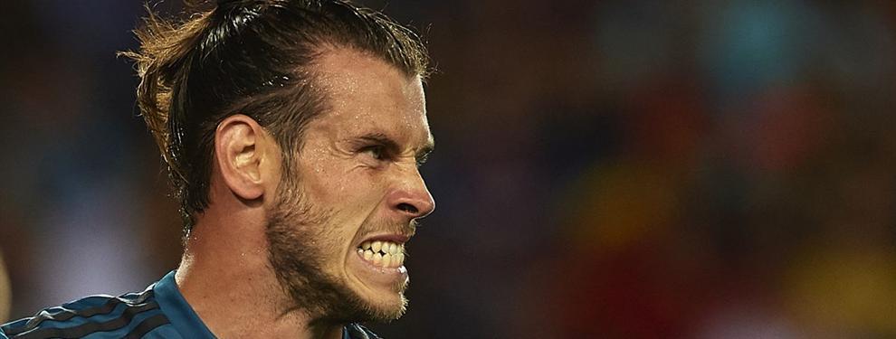 Gareth Bale le cuenta a Florentino Pérez el infierno que vive en el vestuario del Madrid (¡Bestial!)