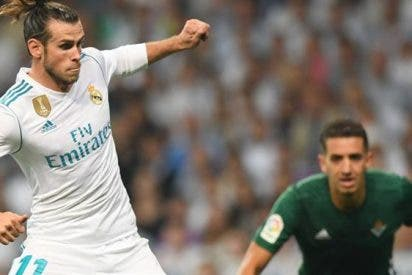 Gareth Bale se hunde: la pesadilla ante el Betis que deja 'tocado' al crack del Real Madrid