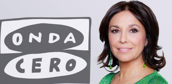 Isabel Gemio deja 'Te doy mi palabra' tras catorce temporadas en Onda Cero