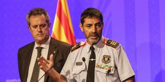El Govern independentista catalán asegura que los Mossos no obedecerán al Gobierno de España