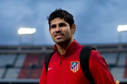 Diego Costa provoca el primer 'incendio' en el Atlético de Madrid antes de llegar