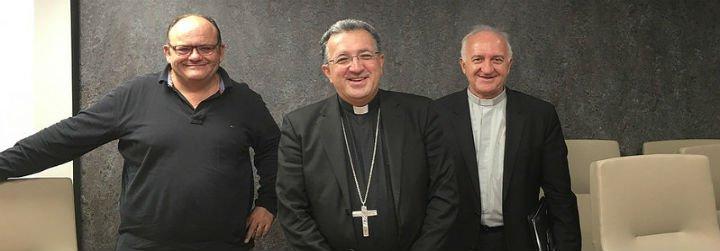 """Monseñor Ginés García Beltrán: """"La Iglesia tiene que ser menos reactiva y más propositiva"""""""