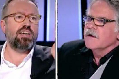 "Girauta coge por la solapa al felón de ERC: ""Habéis convertido a Otegi en el símbolo de la Diada, a un terrorista"""