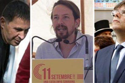 """Jiménez Losantos entierra a los golpistas: """"El plan del etarra Otegi y del comunista Pablenin, de 'Cochomocho' y de La Rahola es la destrucción de España"""""""