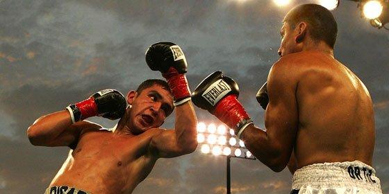 El 17% de las lesiones en boxeo son en mano o muñeca