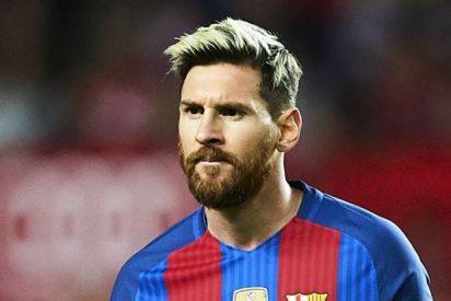 Messi se harta y le da un serio aviso a uno de los pesos pesados del Barça en Getafe