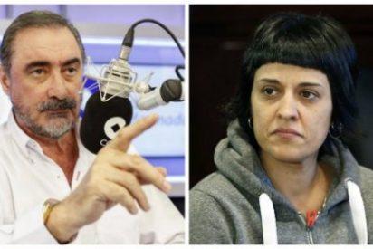 """Herrera masacra a los """"matones"""" de la CUP por sus tácticas nazi-castristas"""