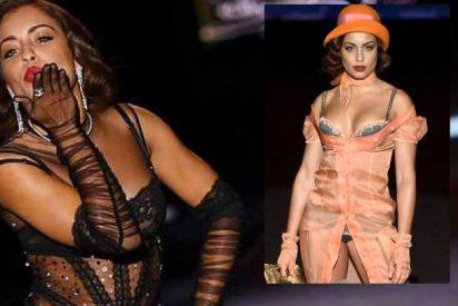 [VÍDEO] Hiba Abouk exhibe lencería de lujo