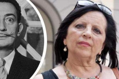 Giro de guion surrealista: Pilar Abel no es hija de Dalí