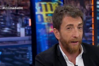 Pablo Motos se burla de Puigdemont: «Hacer las cosas y ya vemos, el lema de Puigdemont»