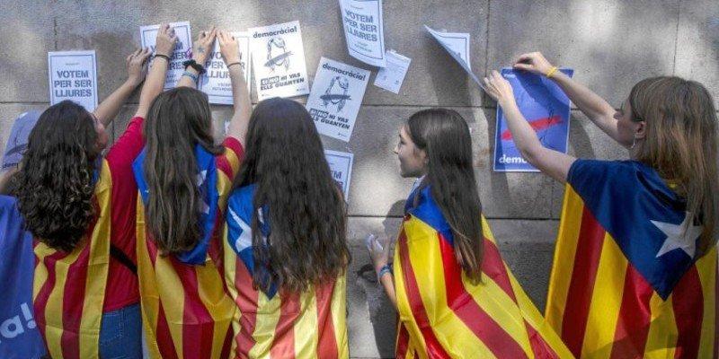 No es cuestión económica el problema catalán
