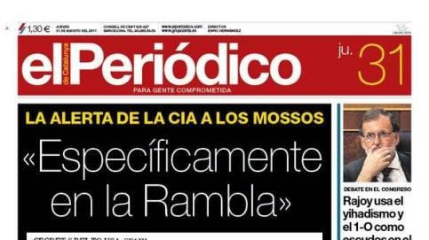 Los independentistas montan un boicot feroz para silenciar para siempre al Periódico de Catalunya