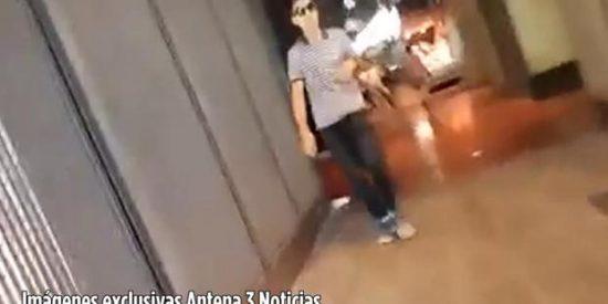 """[VÍDEO] La sangre fría del asesino de Las Ramblas huyendo: """"No sé qué está pasando ahí"""""""