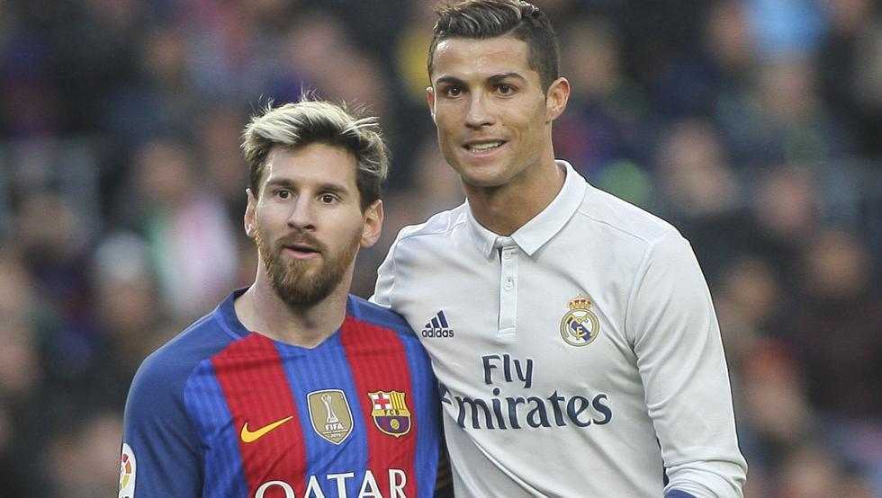 El bestial rumor que pone a Cristiano Ronaldo y Messi como rivales fuera de la liga española