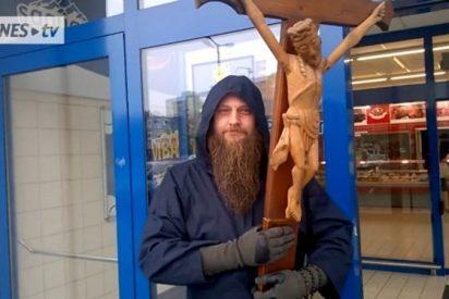La cadena Lidl se disculpa tras claudicar y eliminar la cruz ortodoxa de sus productos griegos